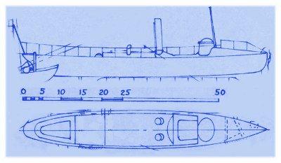 third class torpedo boat battleship plans 1897