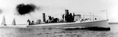 first of us torpedo boats uss cushing