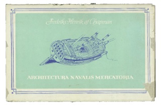 Naval Architecture on Architectura Navalis Mercatoria By Fredrik H  Af Chapman