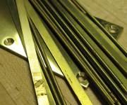 boat model building materials: brass