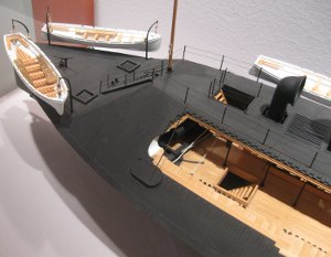css richmond three quarter stern view