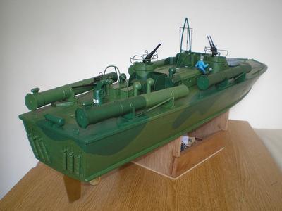 Elco 80ft Pt Boat