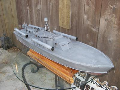Elco PT Boat