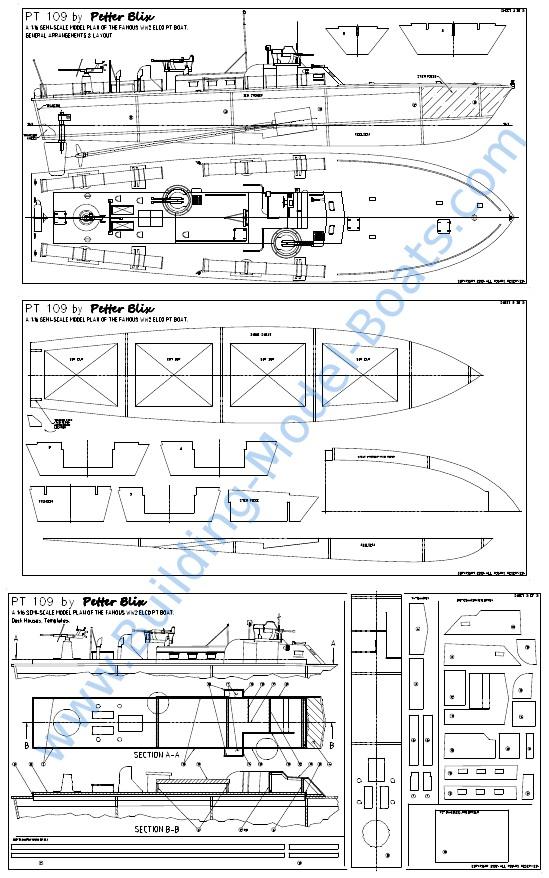 Model boats blog for Model building plans