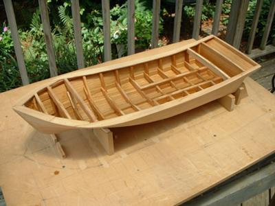 Access Carolina skiff style boat plans ~ Alum