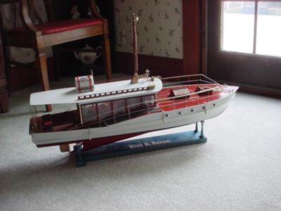 Raised Deck Cabin Cruiser