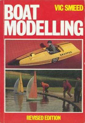 Boat Modelling by Vic Smeeds is my favorite Model Boat Book.