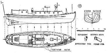 naval motor launch plan