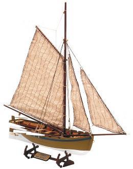 Bounty's Jolly Boat by Artesia Latina