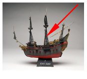 plastic ship models