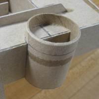 dry fitting forward turret