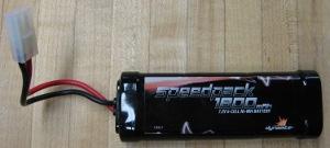 standard nimh battery pack