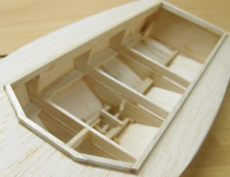 RC Boat Hull - Adding Details