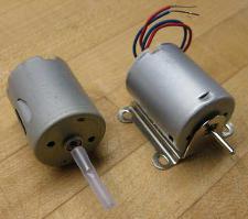 photo of rc boat motor options - surplus motor vs aristo craft