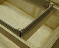 rear coaming detail