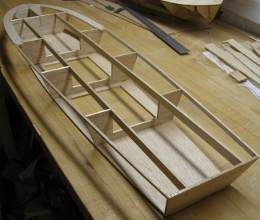 RC PT Boat Project - a Balsa PT 109 Built From Scratch, Part Two