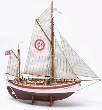 billings collin archer rc sailboat
