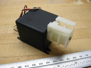 sail winch rc servo