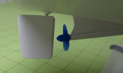 Easy To Make Rc Model Boat Rudder For Small Crafts