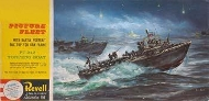 revell higgins pt boat model box art
