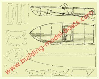 Model boat and ship plans explained for Model building plans