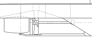 deail of propeller on uss monitor plans