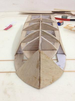 Lower Bulkheads with arc