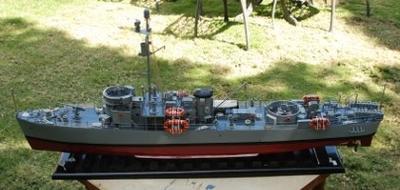 173ft USN Patrol Boat.