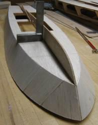 false keel attached