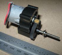 model boat motor