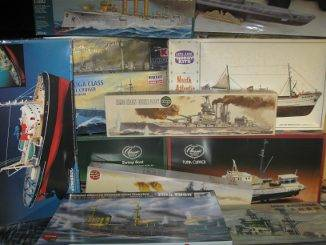 Plastic Model Ships - The Best Kits and Who Makes Them
