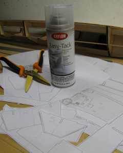 pt 109 hull templates and tools