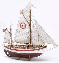 RC Sailboats - Wind Powered Model Boats
