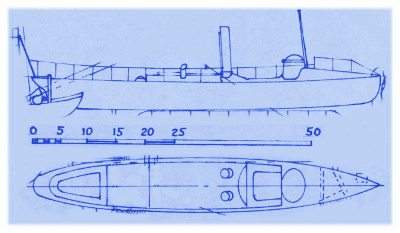 third class torpedo boat battleship plans 1897